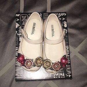 Used Mini Meissa flower shoes